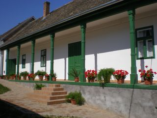 Ungarndeutsches Heimatmuseum in Somberek, Branau.  #svábház #somberek