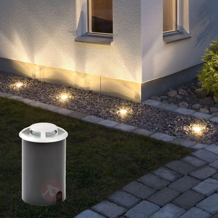 Spot de sol encastrable décoratif HIGH POWER LED sicher & bequem online bestellen bei Lampenwelt.de.