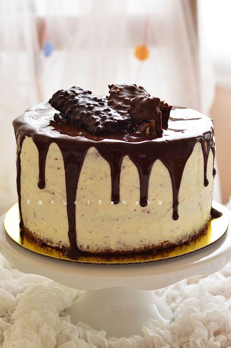 Néha bajban vagyok a családdal. Én vagyok az ügyeletes tortafelelős minden ünnepen, de az apróságok egy része nem szereti a nagyon csokoládé...