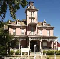 Kirby House in Abilene, Kansas - a must visit restaurant when in Abilene.