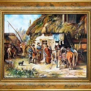 Moja kopia obrazu, Józef Brandt -…