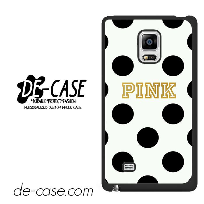 Victoria's Secret Pink DEAL-11675 Samsung Phonecase Cover For Samsung Galaxy Note Edge