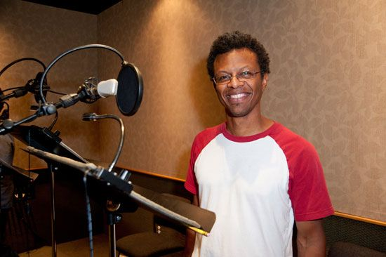 """7 Questions With … Phil LaMarr of The Hub's """"Kaijudo: Rise of the Duel Masters"""""""