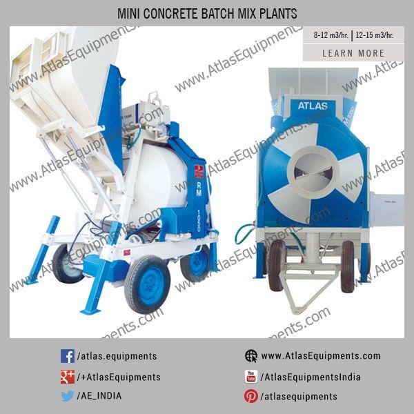Mini Concrete Mixer Plant : Best images about mini concrete batching plant rm