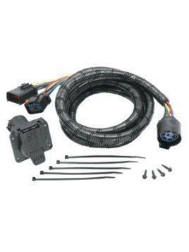 20111 --- Tow Ready® 5th Wheel Adapter Harness - 7-Way Flat Pin U.S. on dodge transmission connectors, dodge fan connectors, dodge wiring harness terminals,