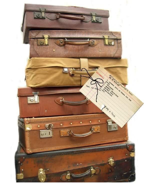 115 best Vintage Luggage images on Pinterest | Vintage luggage ...