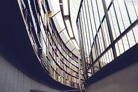 Библиотеки, Книг, Книжная Полка
