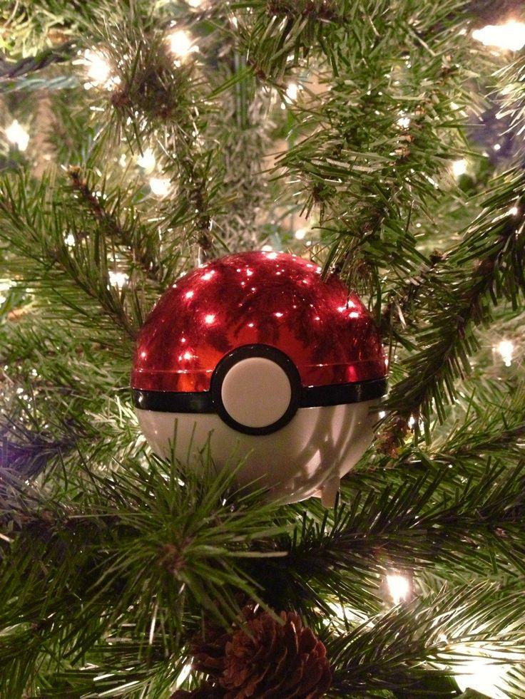 34 best Pokemon Christmas Tree images on Pinterest | Christmas ...