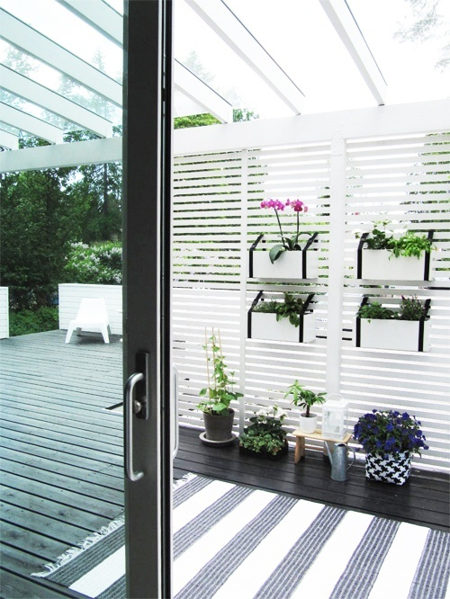 I.De.A: Vertical planting