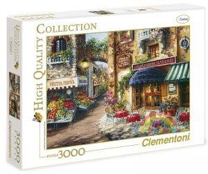 Clementoni puzzle 3000 elementów Boun Appetito ZABAWKOWNIA