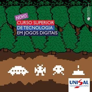 Tecnologia em Jogos Digitais: novo Curso do UNISAL Campinas/São...