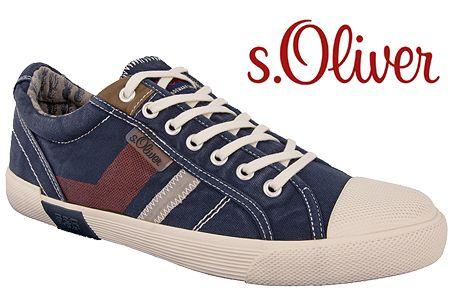 Ανδρικά παπούτσια soliver casual 5-13609-28