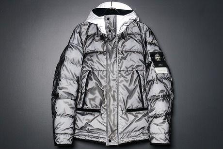 «Stone Island Reflective Jacket» — Клуб FURFUR