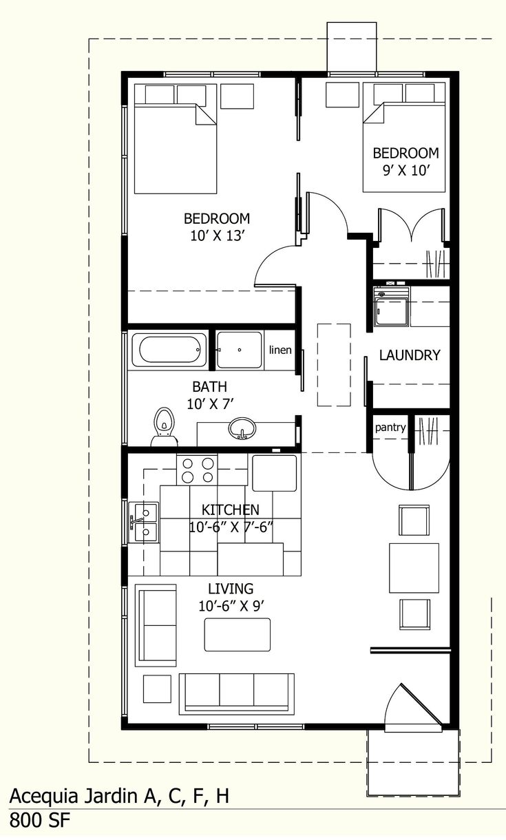 Fantastic 10 600 Square Foot House Plans With Garage 900 ...