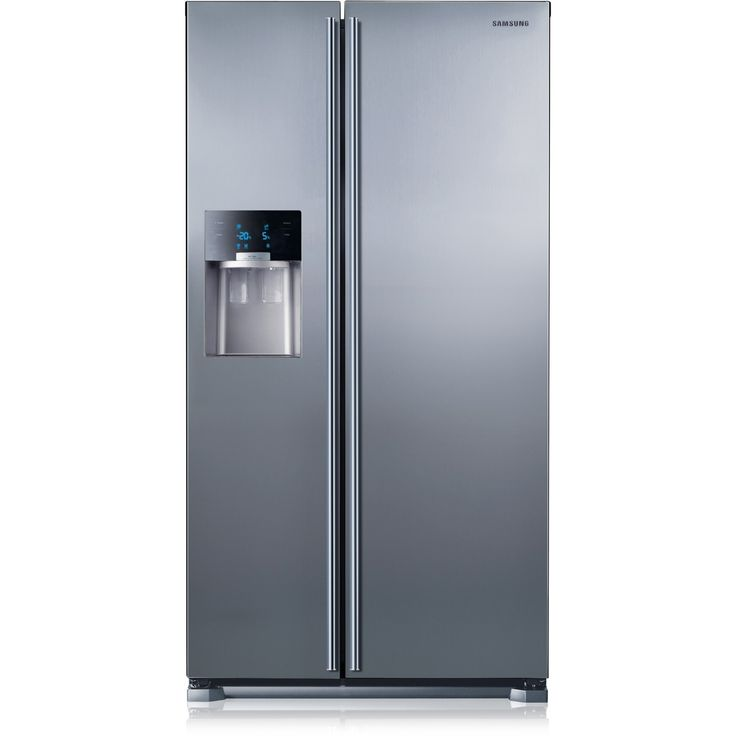 Nice Best American Fridge Freezer Part - 14: Samsung Stainless Steel American Style Fridge Freezer RS7567BHCSL