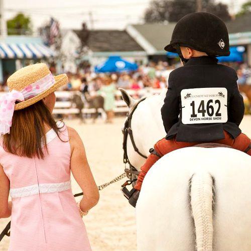 Horse Show Mom 1