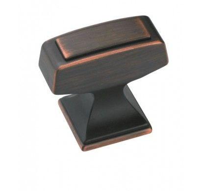 kitchen cabinet hardware amerock tknob mulholland oil rubbed bronze
