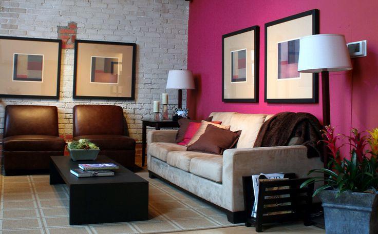 25 beste idee n over woonkamer kleuren op pinterest for Nieuwste kleuren woonkamer
