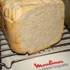 Dagelijks brood uit de broodbakmachine met tarwebloem @ allrecipes.nl