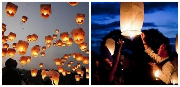 #Sky #lanterns: Ideas, Real Life, Paper Lanterns, Beautiful Lanterns, Sky Lanterns, Relea Lanterns, Night Sky, Tangled Lanterns, Skiing Lanterns