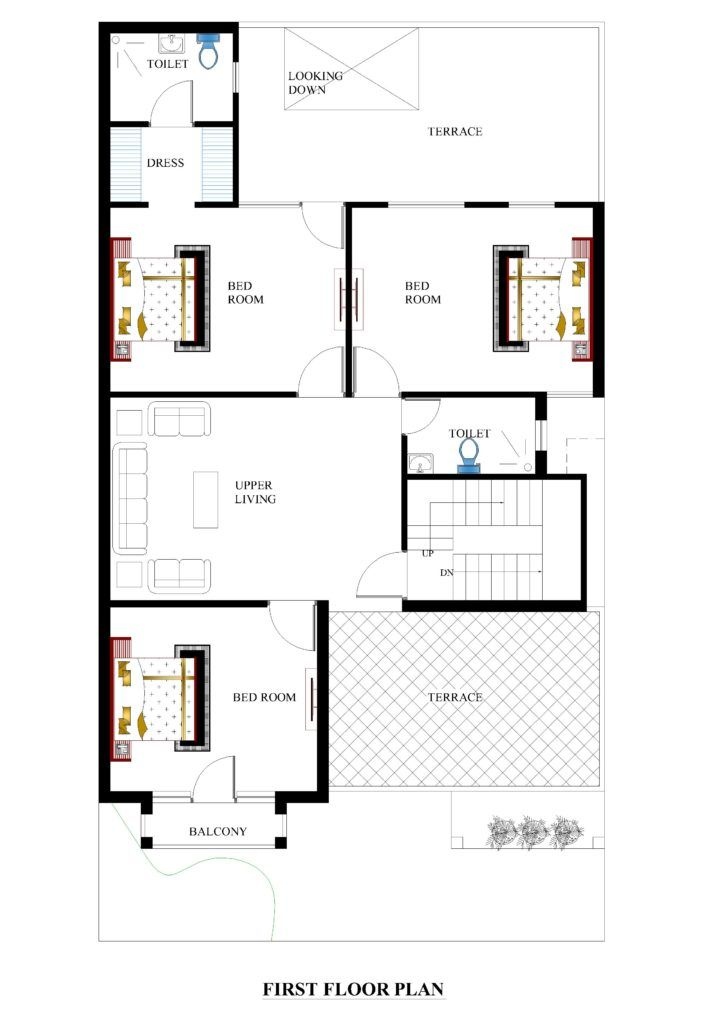 33x60 House Plans For Your Dream House House Plans How To Plan House Plans House Plans Mansion