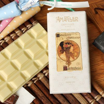 Amatller White Chocolate