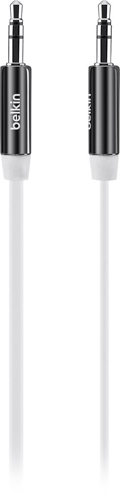 Belkin - Mixit 3' Audio Cable - White