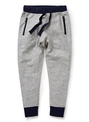 Boys Pants | Trackies With Contrast Trim | Seed Heritage