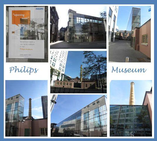 Philips Museum, nieuwe stek, Nieuwe Emmasingel / Emmasingel