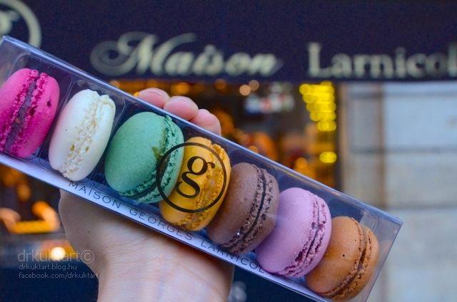 at Maison Georges Larnicol - Bordeaux - France. More: http://drkuktart.blog.hu/2015/01/04/bordeaux-i_habzsidozsi_kalauz_9_place_to_eat_in_bordeaux