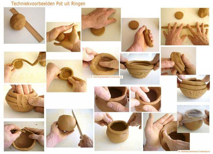 Een Prehistorische Pot 1 | lesidee | groep 5-6 | Laat maar Zien
