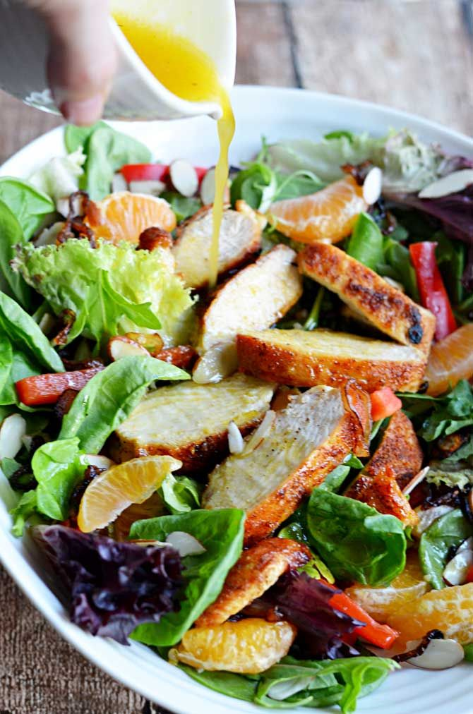 ... shallots fresh green chicken salads chicken recipes healthy lunches