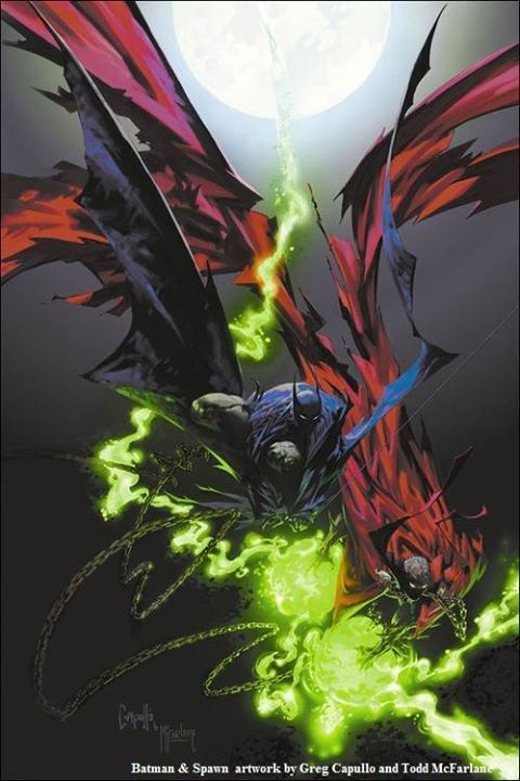 the ideology issues of the movie one spawn Mcfarlane released the first issue of spawn (cunningly titled so that it would   clown's look is straight out of a low budget horror film, but in one.