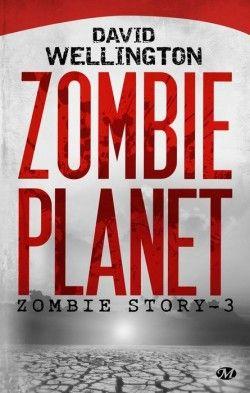 Couverture de Zombie Story, Tome 3 : Zombie Planet