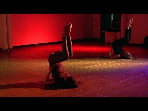NQN Cultural - Escuela Experimental de Danza Contemporánea - YouTube