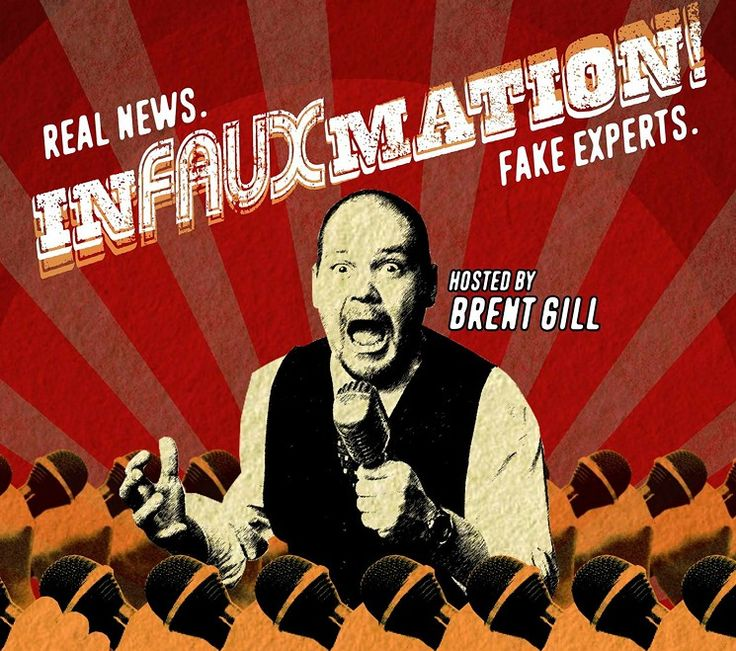 InFauxmation's Brent Gill on Denver Comedy and Why So Many Weird Stories Come Out of Florida