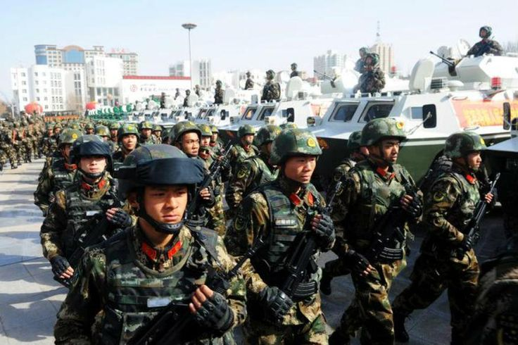 """The first ever joint military drill between Nepal and China — Sagarmatha Friendship-2017 — kicked off at Nepal Army's Para Training School in Maharajgunj here on Sunday. The Chinese Army's squad is participating in the military exercise that will focus on counter terrorism and disaster response. The 10-day exercise will conclude on April 25. DGMO … Continue reading """"Nepal-China Begin Joint Military Drill"""""""