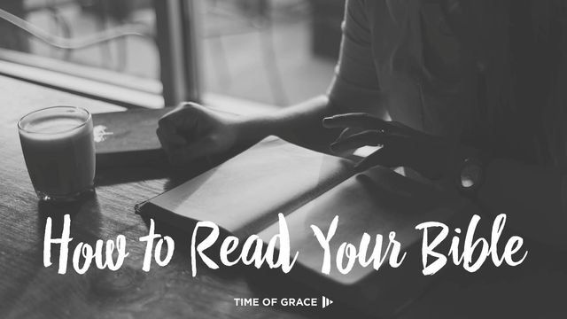 I'm reading the @YouVersion plan 'How To Read Your Bible: Video Devotions From Your Time Of Grace'. Check it out here: