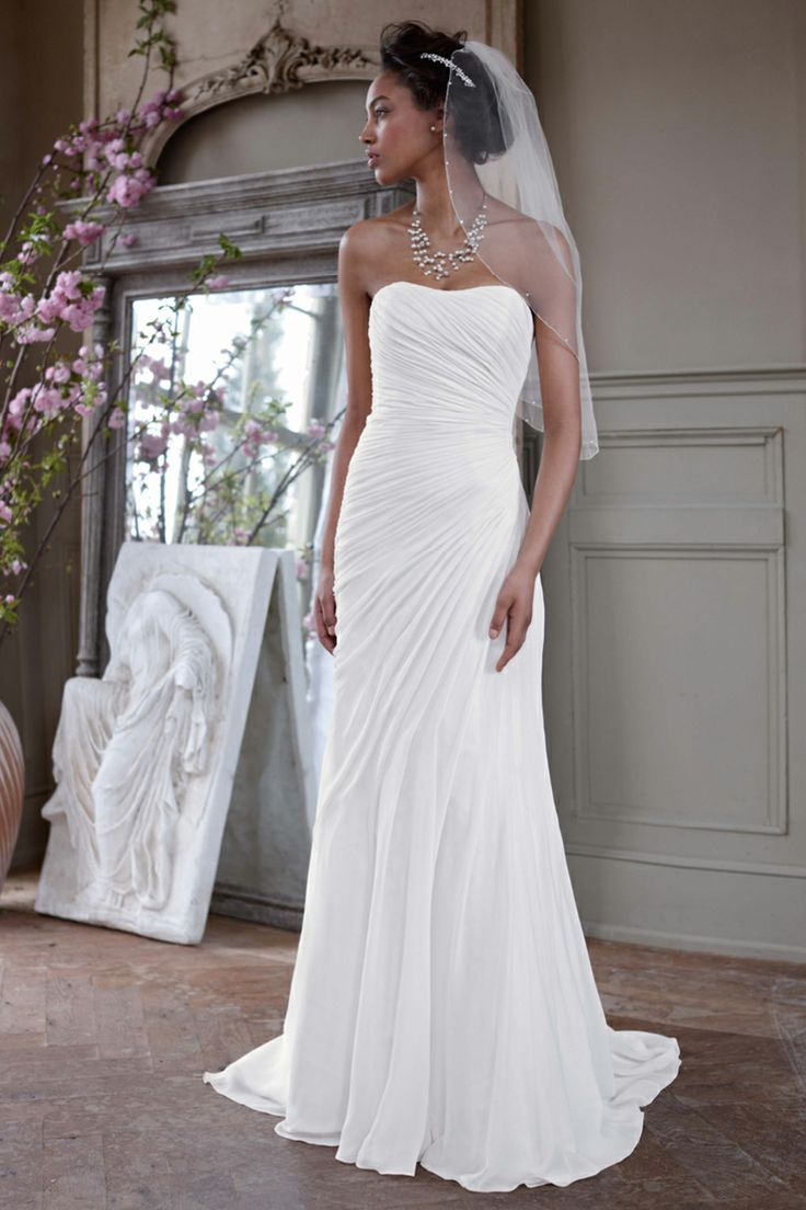 40 Best David S Bridal Contest Images On Pinterest Wedding Frocks