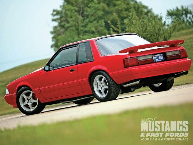 93 Mustang LX