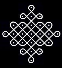 kolam designs - Google Search