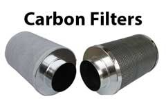 """Carbon filters are the """"golden standard"""" for getting rid of marijuana grow room odors. Source: http://www.growweedeasy.com/how-to-control-smell-when-growing"""