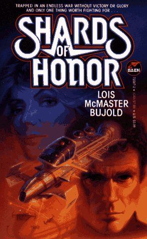 Bujold is a fantastic sci fi writer- had me laughing out loud, whilst still getting serious with the 'science' in science fiction. Leslie's fave