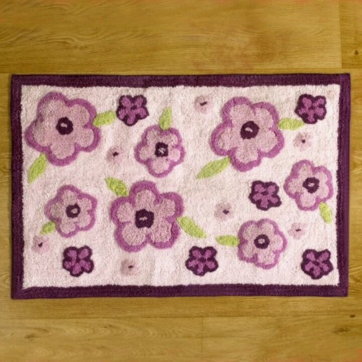 Best Bath Mat Images On Pinterest Bath Mats Bath Rugs And - Plum bath mat for bathroom decorating ideas