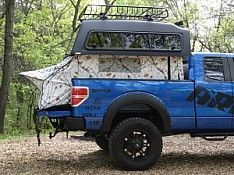 TopperEZLift Gallery : A.R.E. Truck Caps and Tonneau Covers