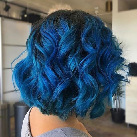 """14.6k Likes, 57 Comments - Pulp Riot Hair Color (@pulpriothair) on Instagram: """"@christinacolorshair is the artist... Pulp Riot is the paint."""""""