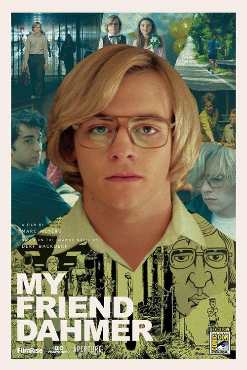Watch My Friend Dahmer 2017 Full Movie Online Free