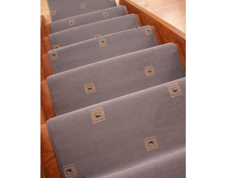 Discount Carpet Runners For Stairs | Lima 031 Plain Grey Stair Carpet Runner 70cm Wide