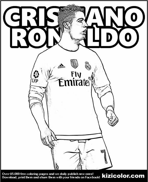 435 Jucator De Fotbal Messi Plansa De Colorat In 2020 Cristiano Ronaldo Ronaldo Sports Coloring Pages