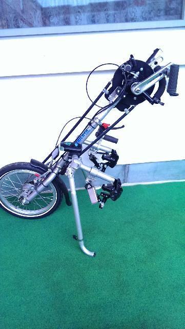Kinder Handbike Stricker City Kid 16 / 7 Gang + Planetengetriebe » Handbike-Basar (Private Kleinanzeigen) (Seite 5) » Faszination Handbike